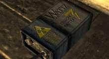 Fallut NV — HD аккумуляторы, пачки сигарет и коробки | Fallout New Vegas моды