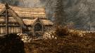 Skyrim — Новые постройки в городах и деревнях | Skyrim моды
