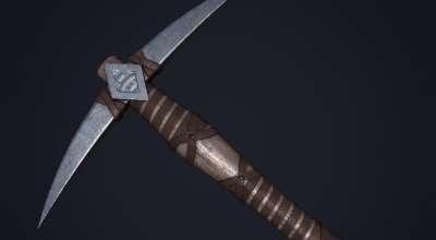 Skyrim — Реплейсер древней нордской кирки | Skyrim моды