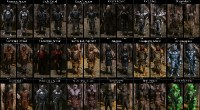 Skyrim — Армонизер / 32 комплекта лучшей брони | Skyrim моды