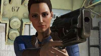 Fallout 4 — Безумно красивая Vaultgirl | Сохранение | Fallout 4 моды