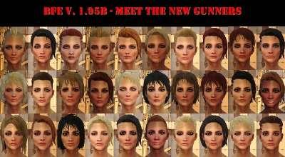 Fallout 4 — Красивые девушки враги | Fallout 4 моды