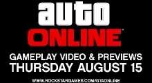 Геймплей мультиплеера GTA V будет показан 15 августа