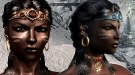 skyrim — Серьги   Skyrim моды