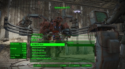 Fallout 4 — Оружие Мистера Помощника (DLC Автоматрон) | Fallout 4 моды