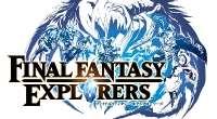 В Европе и США зарегистрирован товарный знак Final Fantasy Explorers