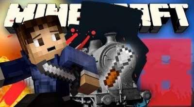 Minecraft — Chisels & Bits / Новые инструменты для декорации дома | Minecraft моды