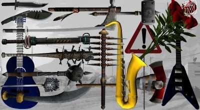 GTA 5 — Новое оружие (Alternative Weapons) | GTA 5 моды