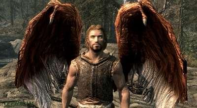 Skyrim — Нефилимы (Nephilim) | Skyrim моды