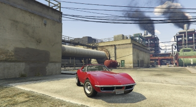 GTA 5 — Chevrolet Corvette '68 Stingray | GTA 5 моды