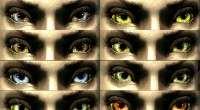 Skyrim — 75 новых видов глаз | Skyrim моды