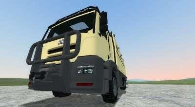 Garrys Mod — Пассажирский грузовик из GTA 5 | Garrys mod моды