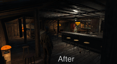 Fallout 4 — Улучшенное освещение в поселении | Fallout 4 моды