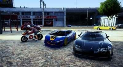 GTA 5 — Реалистичные характеристики машин (Realistic Topspeed Mod) | GTA 5 моды