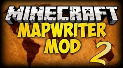 Minecraft — Полноценная карта в игре / Mapwriter 2 | Minecraft моды