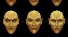 Morrowind — HD ретекстур Альтмеров | Morrowind моды