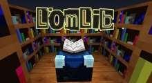 Minecraft — LomLib | Minecraft моды