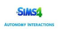 Sims 4 — Расширение автономных действий | The Sims 4 моды