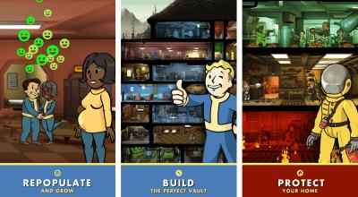 Fallout Shelter Вышел на ПК