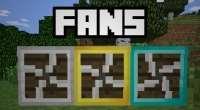 Minecraft — Fans / Вентиляторы для 1.7.10/1.7.2 | Minecraft моды