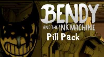 Garrys mod — Bendy and The Ink Machine Pill Pack | Garrys mod моды