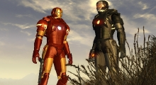 Fallout NV — Броня Железного человека   Fallout New Vegas моды
