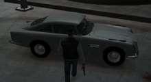 GTA IV — JB700 (Автомобиль Джеймса Бонда) | GTA 4 моды