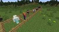 Minecraft — Замерзшие для 1.8/1.7.10 | Minecraft моды