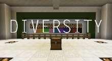 Minecraft — Diversity и Diversity 2