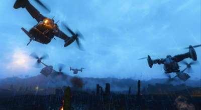 Fallout 4 — Граната «Поддержка с воздуха» | Fallout 4 моды