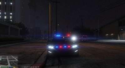 GTA 5 — Improved Spotlight and LED lighting   GTA 5 моды