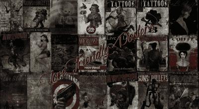 Fallout 4 — Лорные постеры | Fallout 4 моды