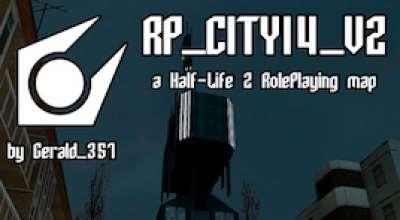 Garrys mod — Rp_City14 Night | Garrys mod моды