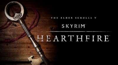 Skyrim — DLC Hearthfire
