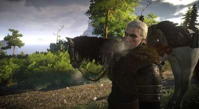 The Witcher 3 — Пар изо рта на Скеллиге | The Witcher 3 моды
