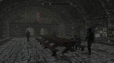 Skyrim — Аванпост гильдии воров в Солитьюде | Skyrim моды