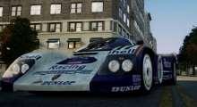 GTA 4 — Porsche 962 | GTA 4 моды