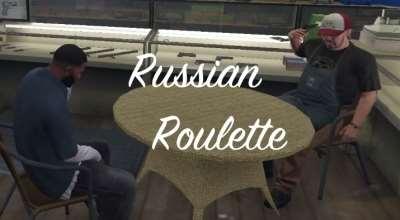 GTA 5 — Русская рулетка (Russian Roulette) | GTA 5 моды