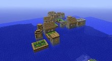 Minecraft — Mo' Villages / Больше деревень | Minecraft моды