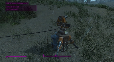 Fallout 4 — Плазменные Башни (Постройка)   Fallout 4 моды