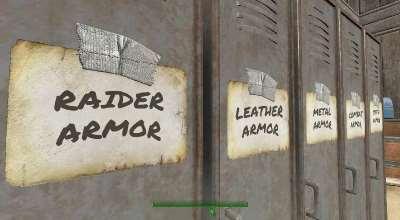 Fallout 4 — Стикеры на контейнеры | Fallout 4 моды