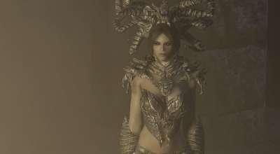 Skyrim — Лиант — рука Мефалы | Skyrim моды
