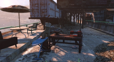 Fallout 4 — Ткацкий Станок | Fallout 4 моды