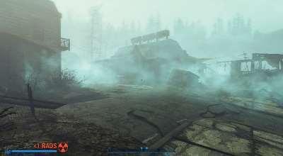 Fallout 4 — Оптимизация тумана в DLC «Далёкая гавань» | Fallout 4 моды