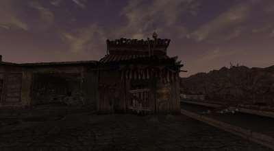 Fallout NV — Странная история мясника Лоуренса (The Strange Story of Laurence the Butcher) | Fallout New Vegas моды
