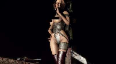 Fallout 4 — Комбинезон для девушек CBBE | Fallout 4 моды