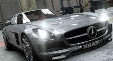 GTA 4 — Mercedes-Benz SLS 2011 Brabus | GTA 4 моды