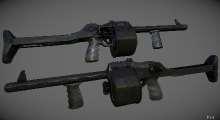 Fallout NV — Armsel Striker | Fallout New Vegas моды