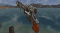 Fallout New Vegas — Пистолет из Bioshock | Fallout New Vegas моды