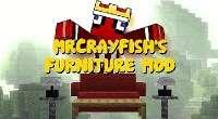Minecraft — MrCrayfish's Furniture / Новые декорации для 1.11.2/1.10.2/1.7.10 | Minecraft моды